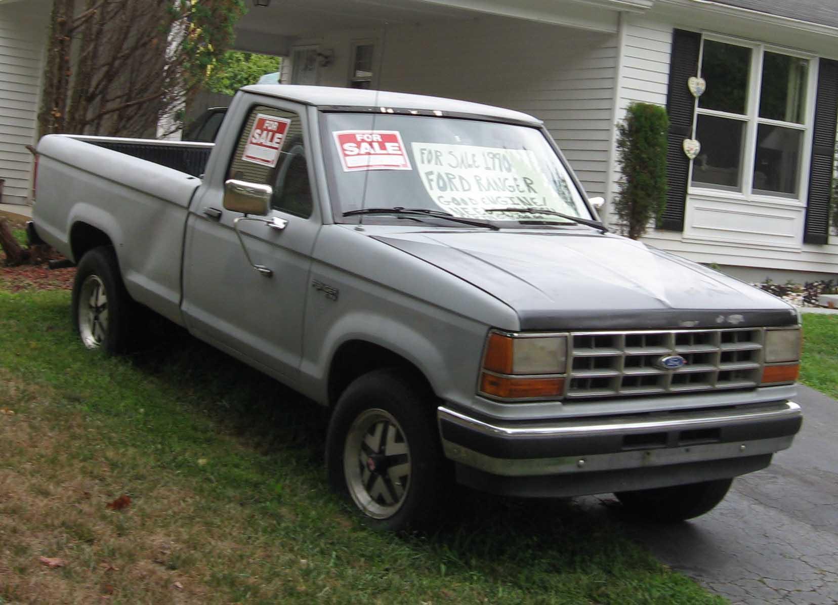 1992 ford ranger 9 ford ranger 9