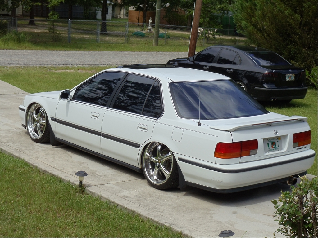 1992 Honda Accord - Information and photos - ZombieDrive