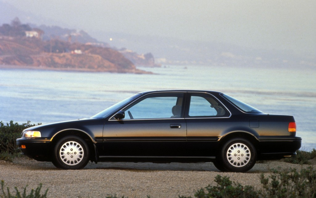 1992 Honda Accord Information And Photos Zombiedrive