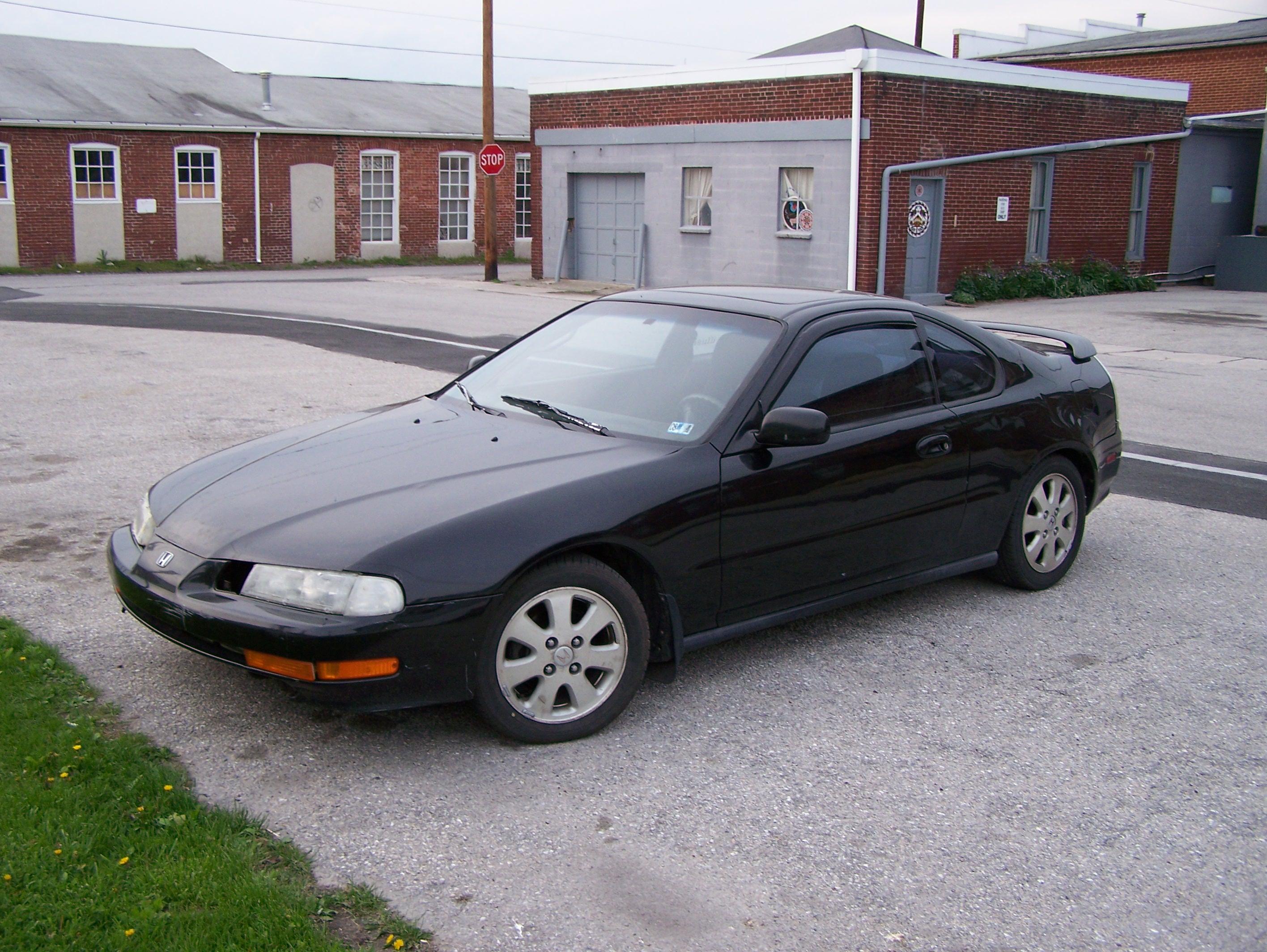1992 Honda Prelude #3 Honda Prelude #3