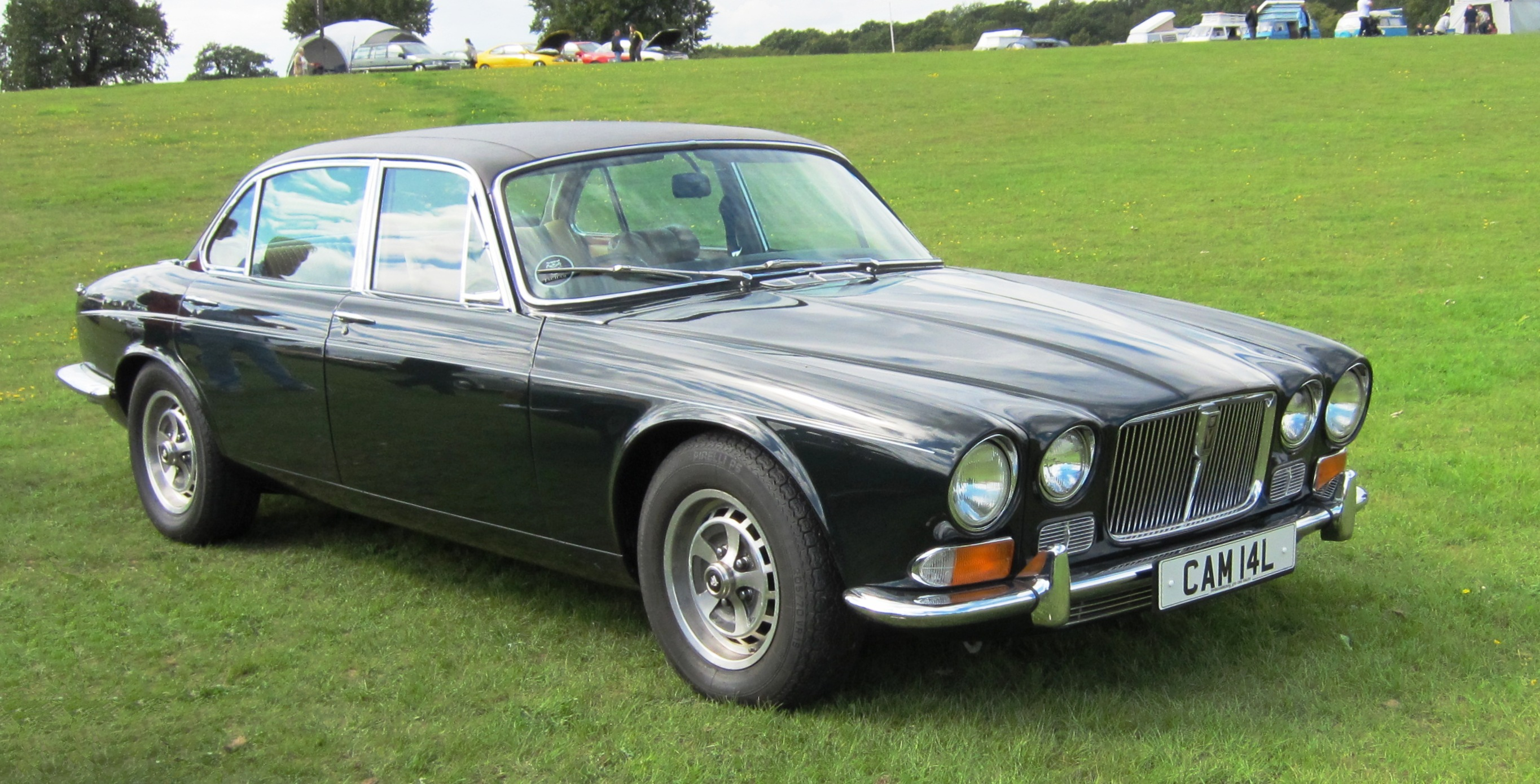 1992 Jaguar XJ-Series #11