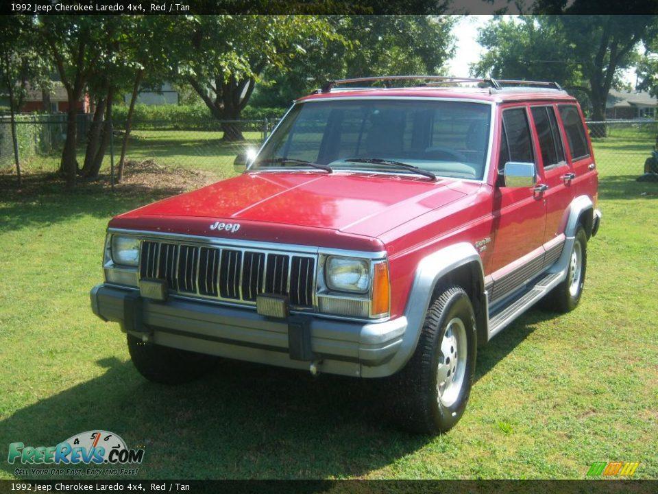 1992 Jeep Cherokee Image 14