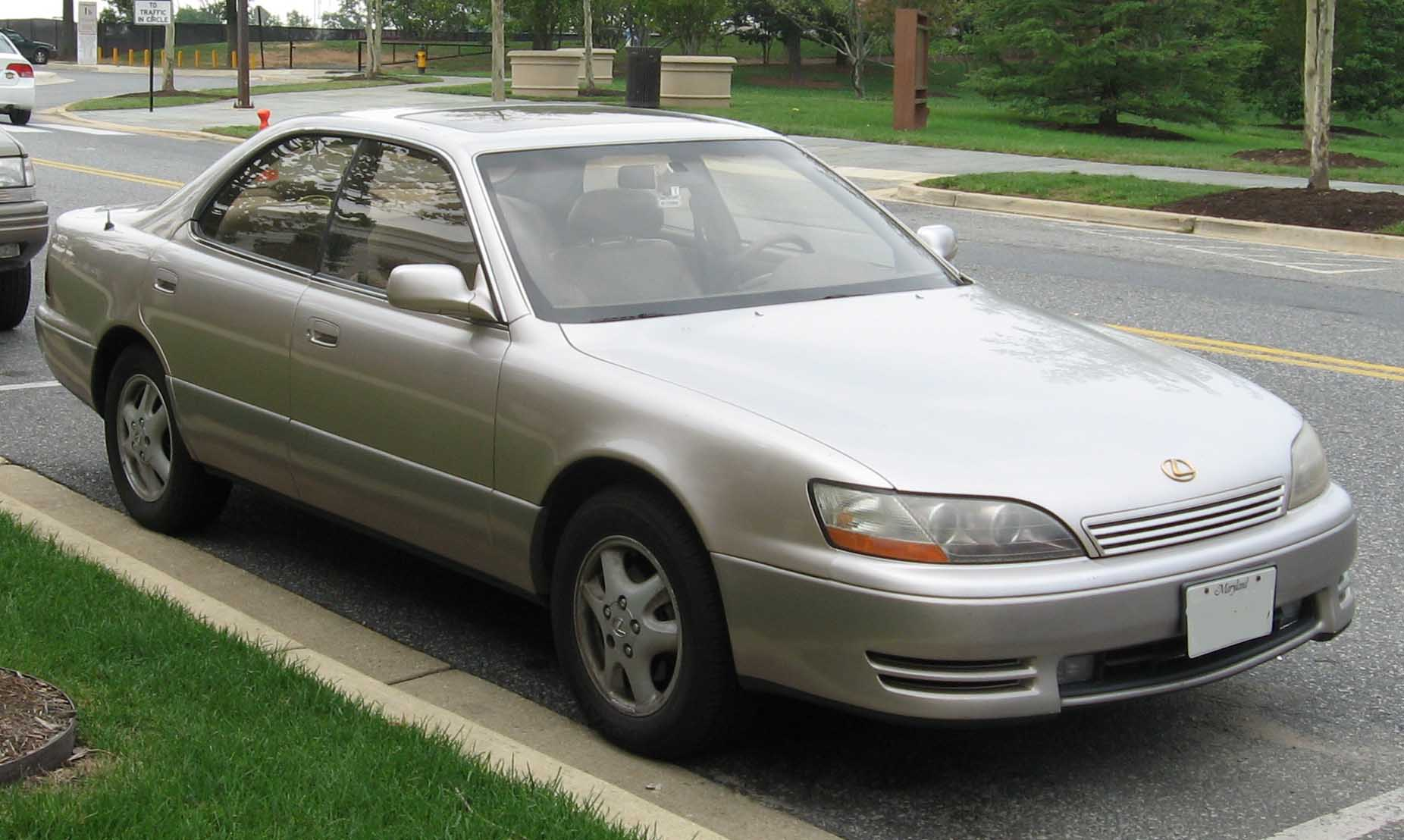 1992 Lexus Es 300 Information And Photos Zombiedrive