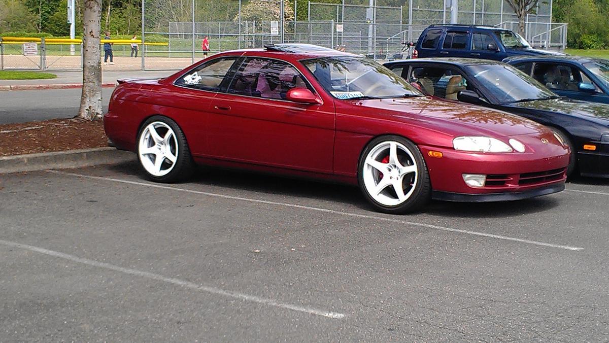 1992 Lexus Sc 400 Image 1