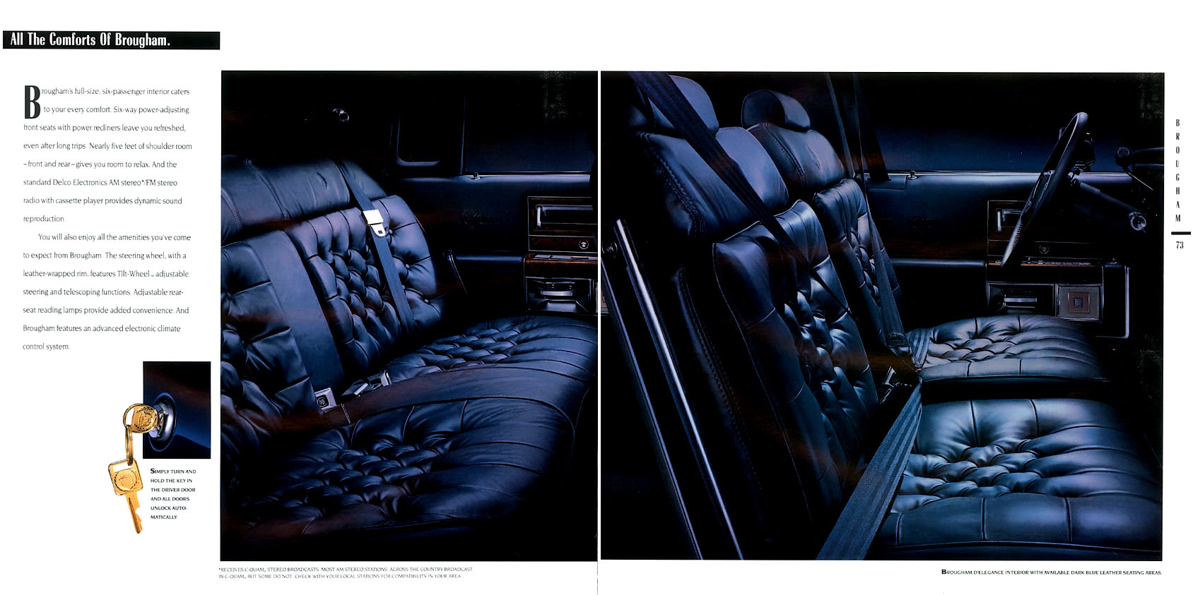 1992 Lincoln Town Car Image 9