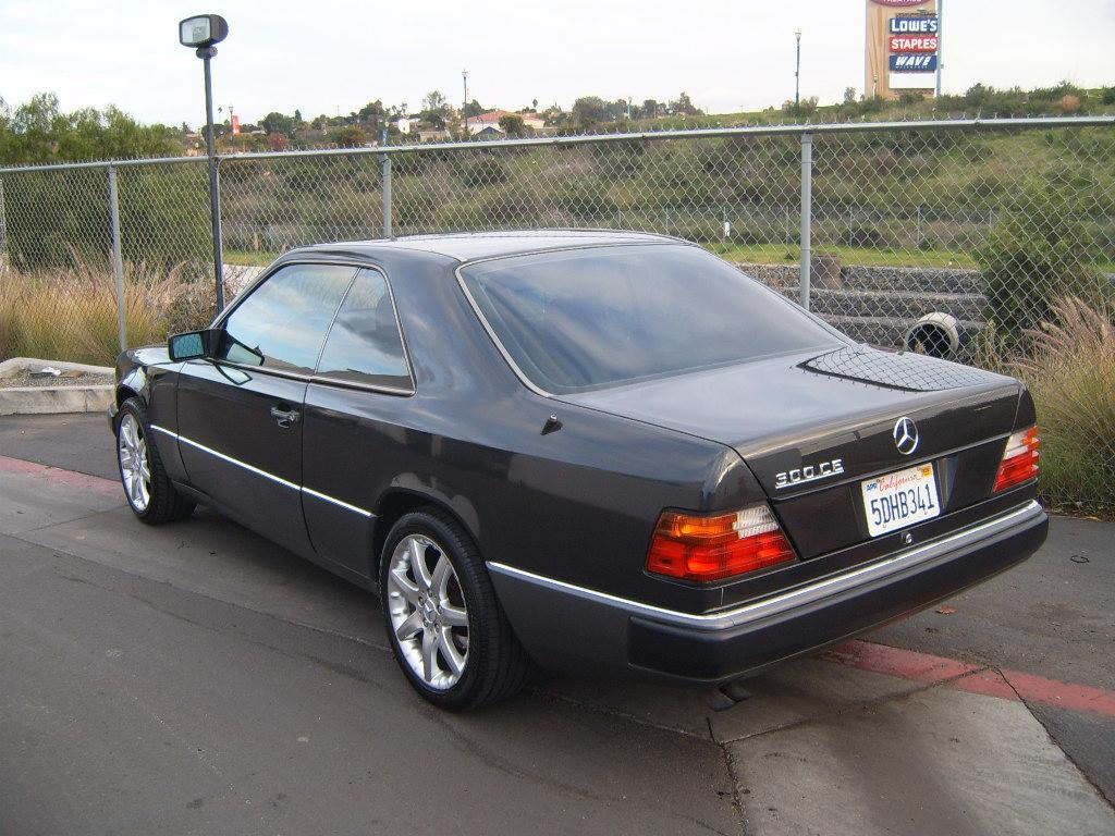 1992 Mercedes Benz 300 Class Information And Photos