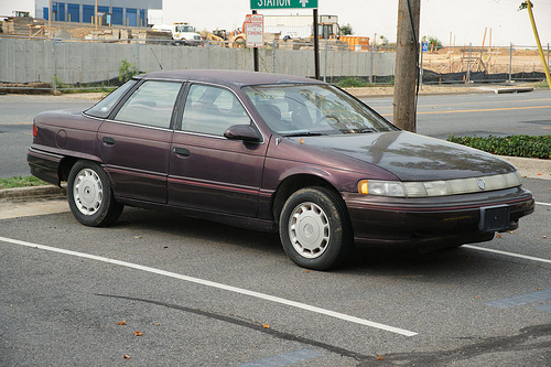 Mercury Sable #10