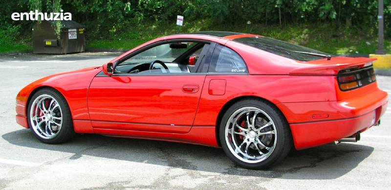 Nissan 300zx For Sale >> 1992 NISSAN 300ZX - Image #5