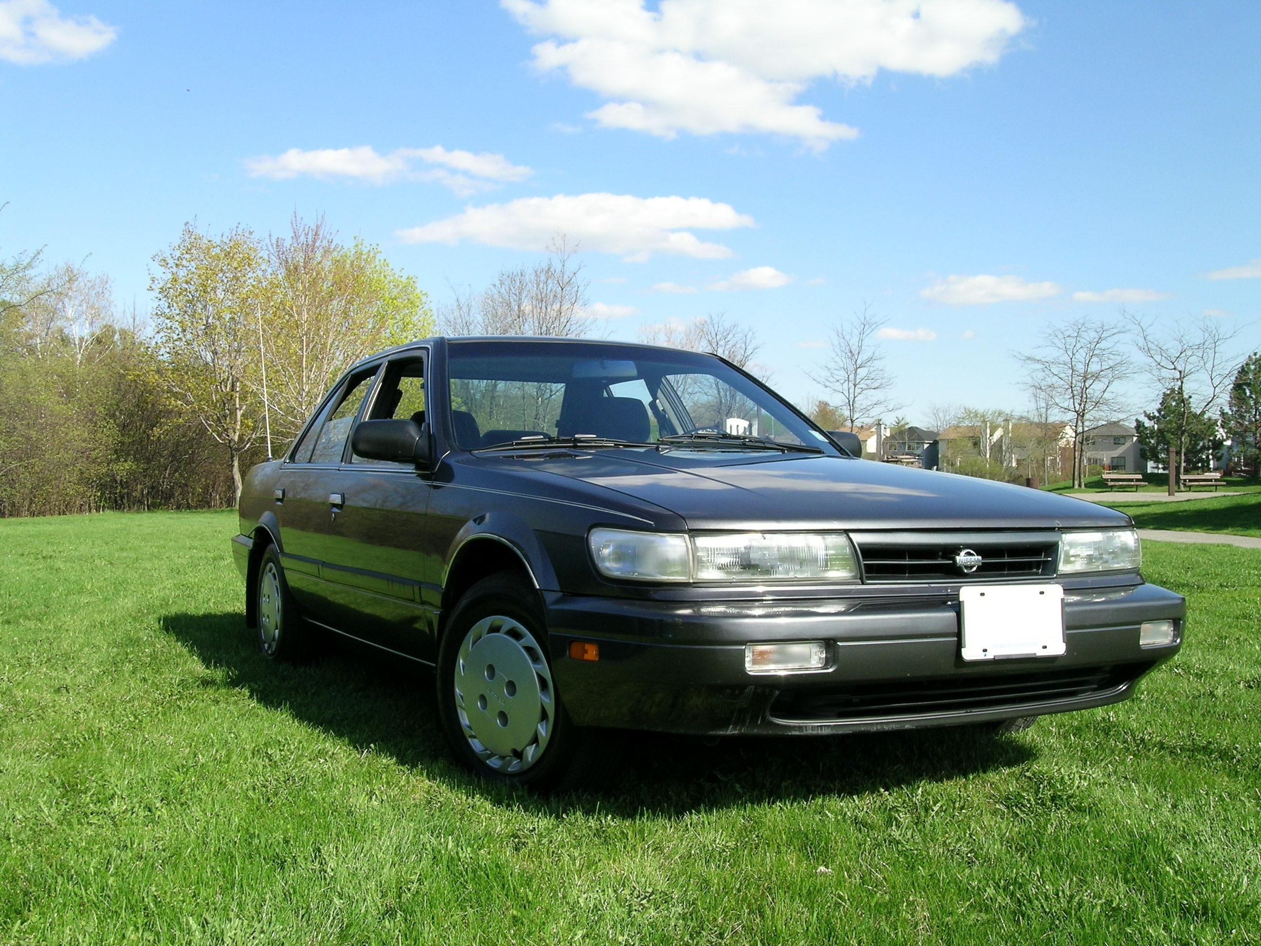 1992 Nissan Stanza - Information and photos - ZombieDrive