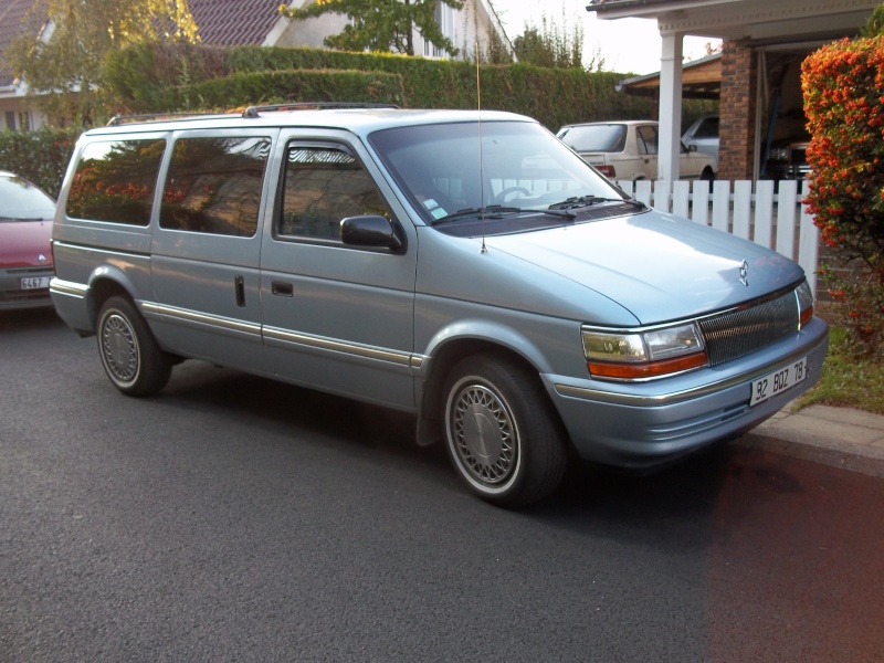 Plymouth Voyager #6
