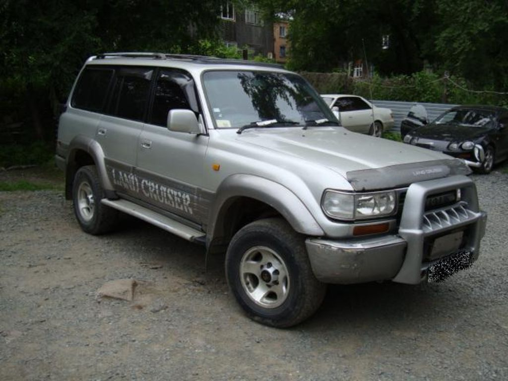 Toyota Land Cruiser #7