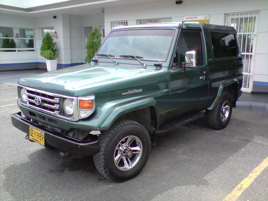 Toyota Land Cruiser #2