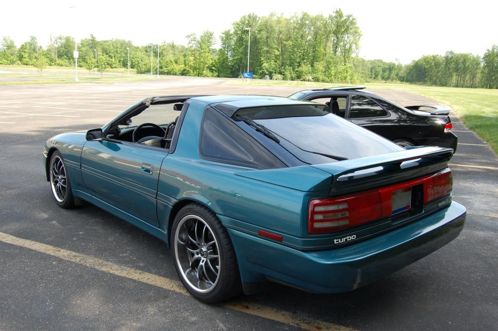1992 Toyota Supra Image 2