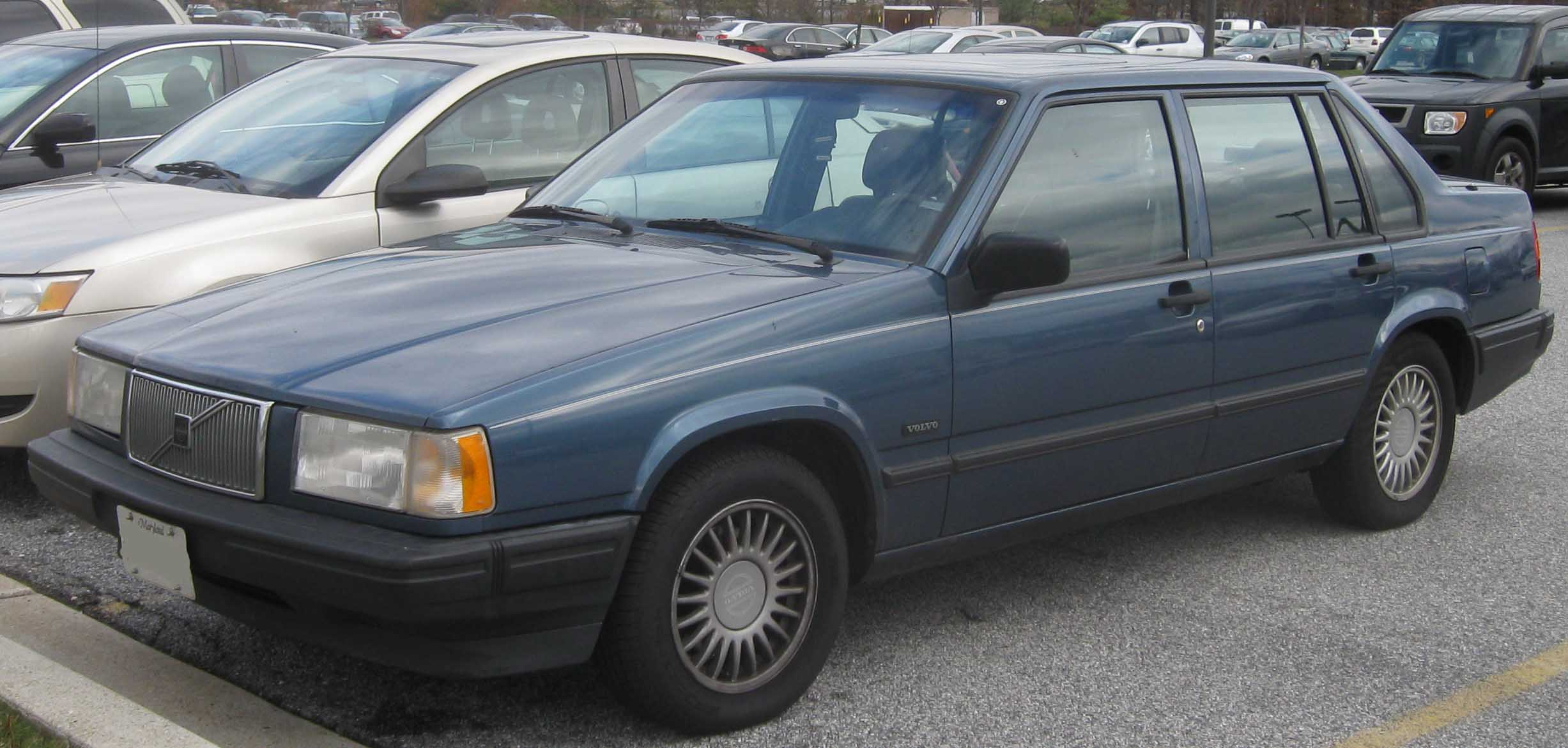 1992 Volvo 940 - Information and photos - ZombieDrive