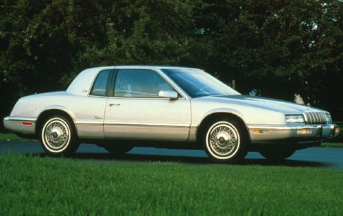 1992 Buick Riviera 2 Dr S exterior #2