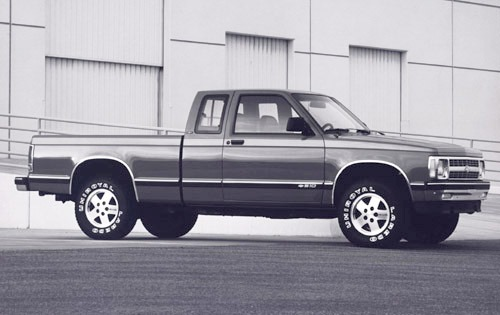 S Extended Cab Long Bed
