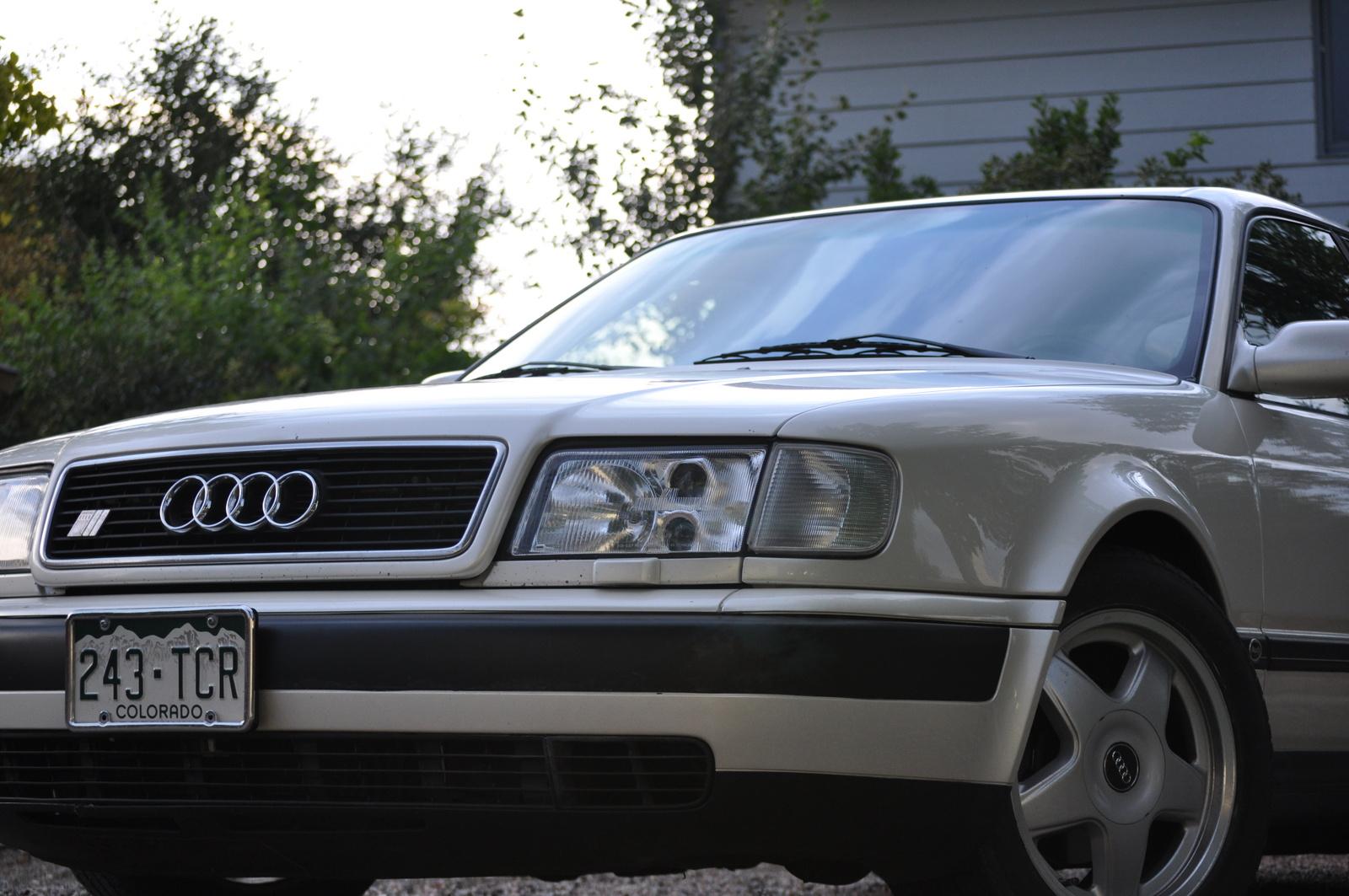 1993 Audi 100 Image 2