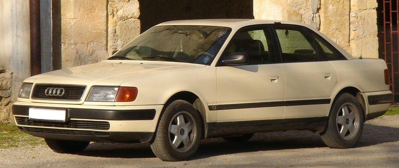 1993 Audi 100 Image 3