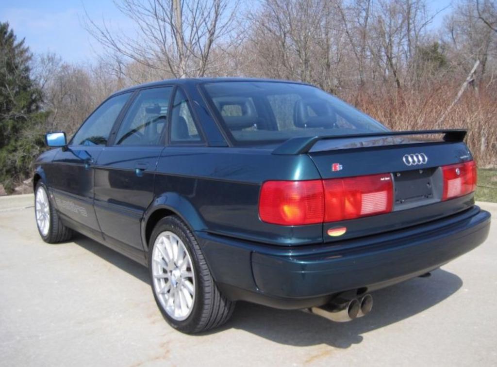 1993 Audi 90 Image 9