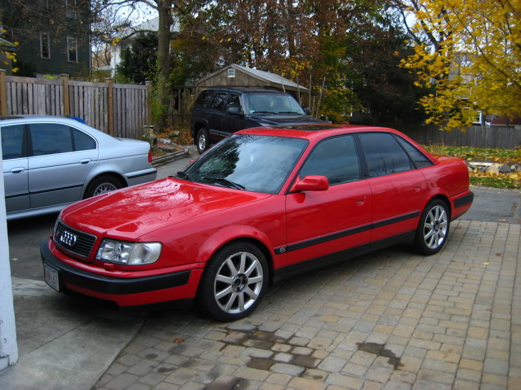 1993 Audi S4 Image 4