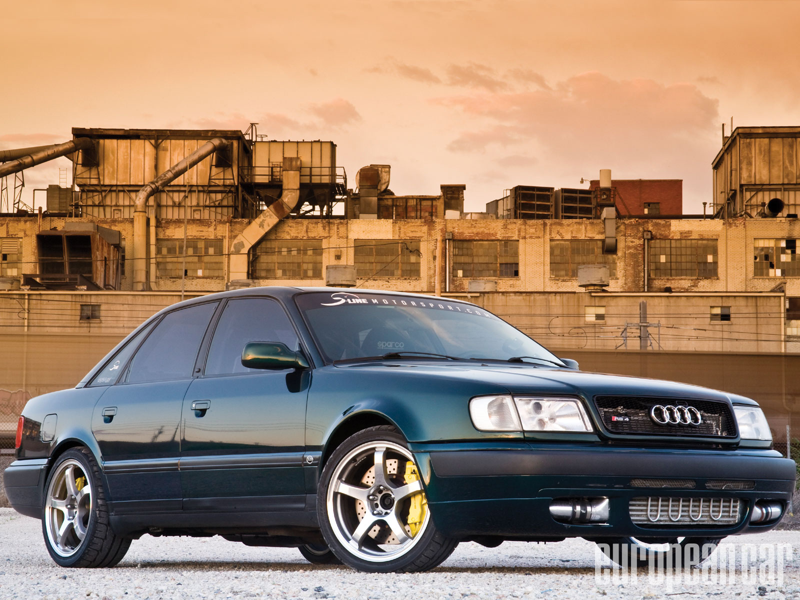 1993 Audi S4 - Information and photos - ZombieDrive