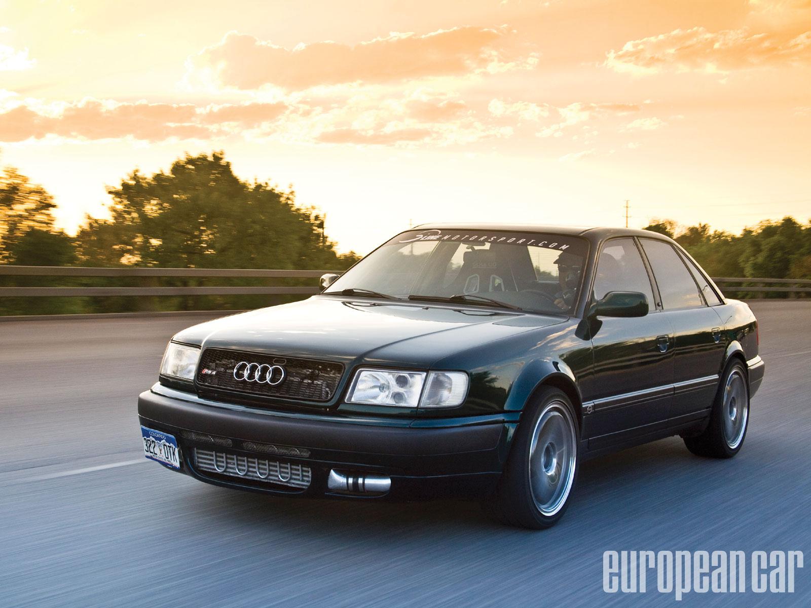 1993 Audi S4 Image 11