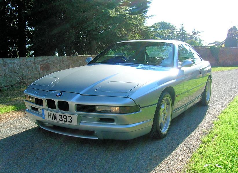 1993 Bmw 8 Series Image 5