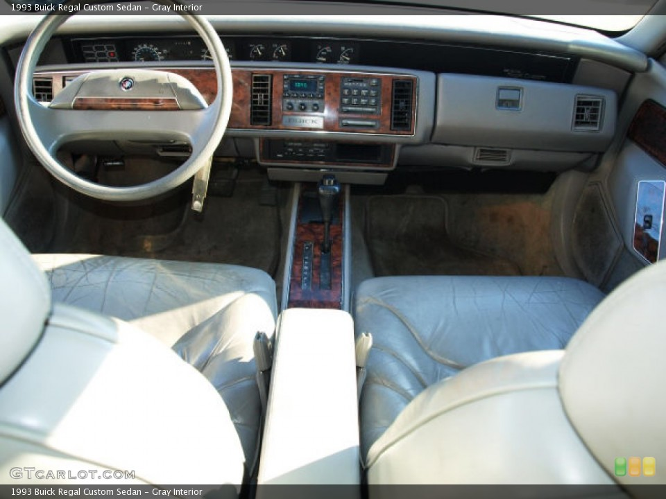 1993 Buick Regal Image 8