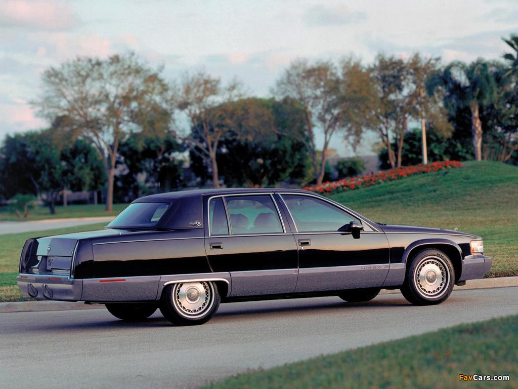 1993 Cadillac Fleetwood Image 7