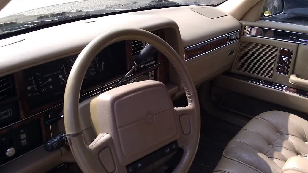 1993 chrysler new yorker image 11 for 1993 chrysler new yorker salon