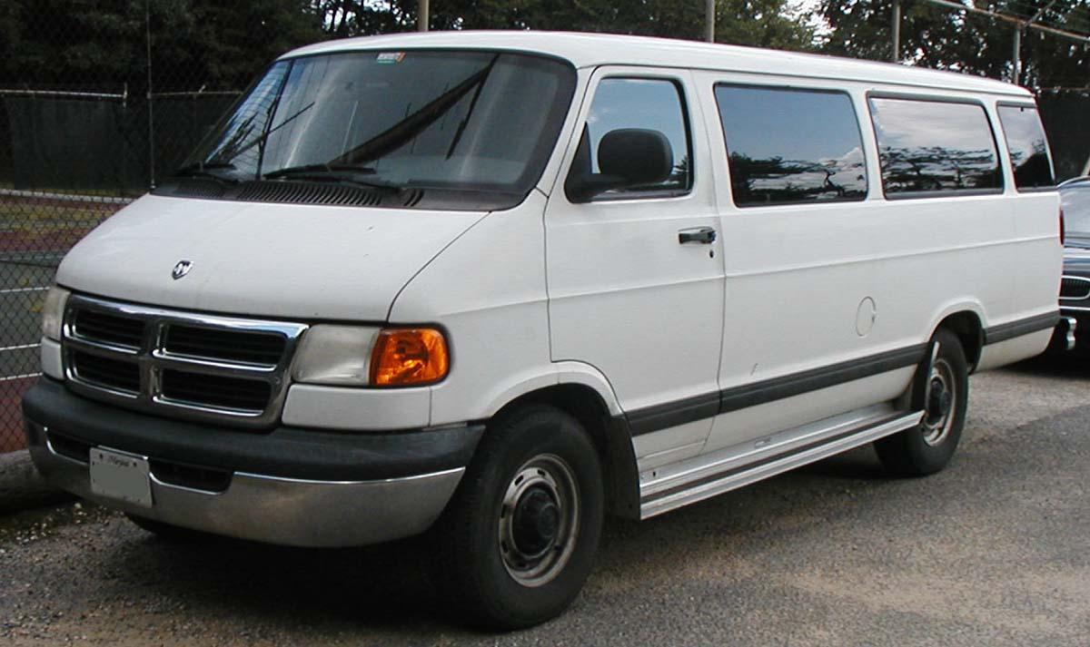 ... Dodge Ram Van #3