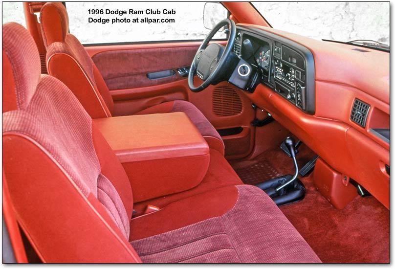 1993 Dodge Ram Wagon Image 13