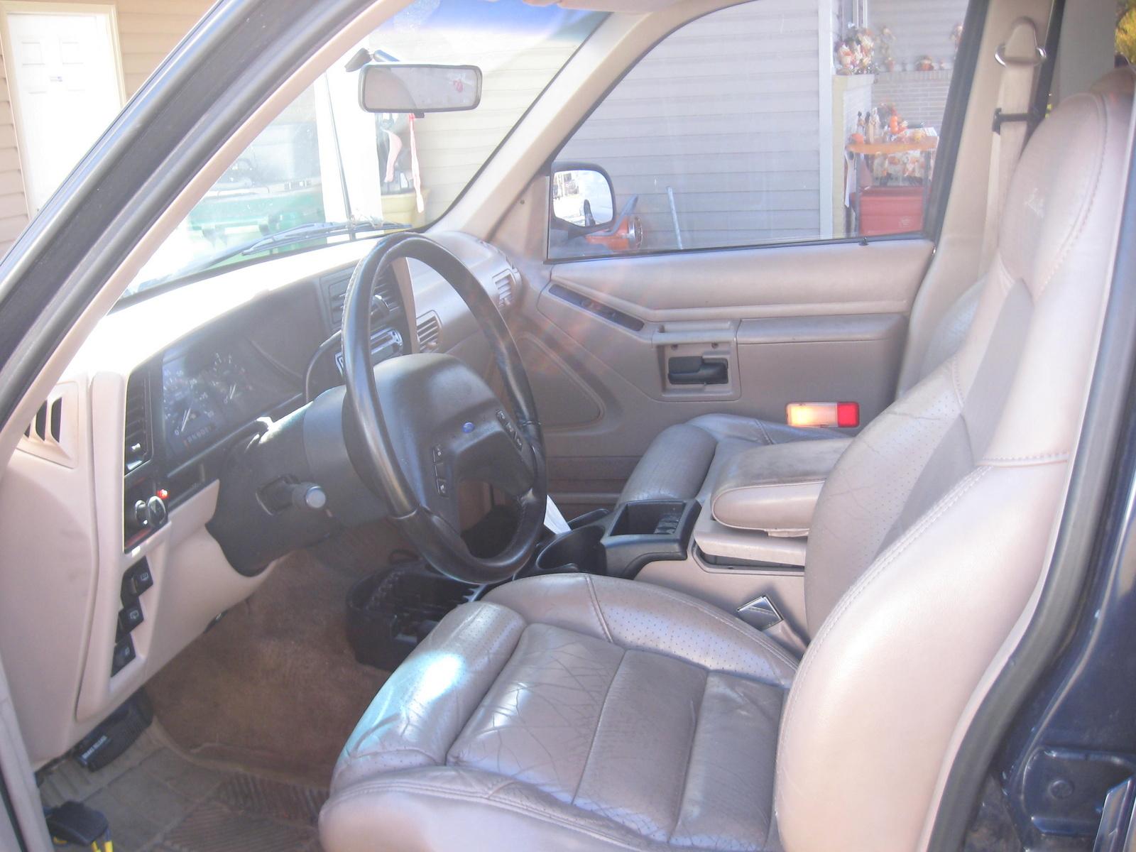 1993 Ford Explorer #4 Ford Explorer #4