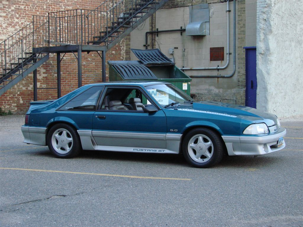 1993 ford mustang 11 ford mustang 11