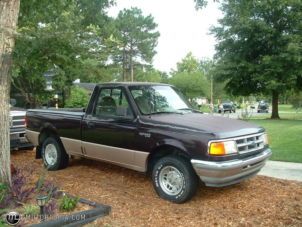 1993 Ford Ranger #10 Ford Ranger #10
