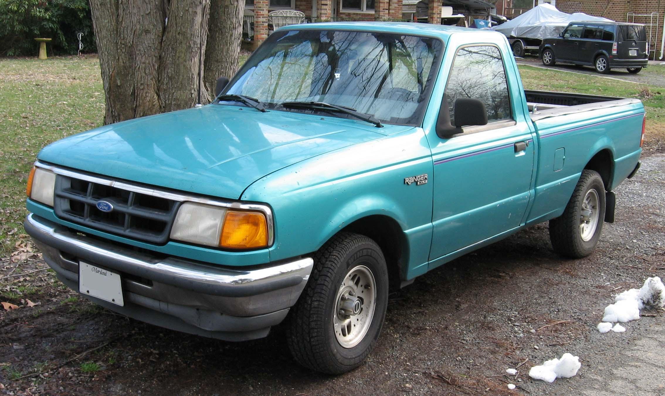 1993 Ford Ranger #13 Ford Ranger #13