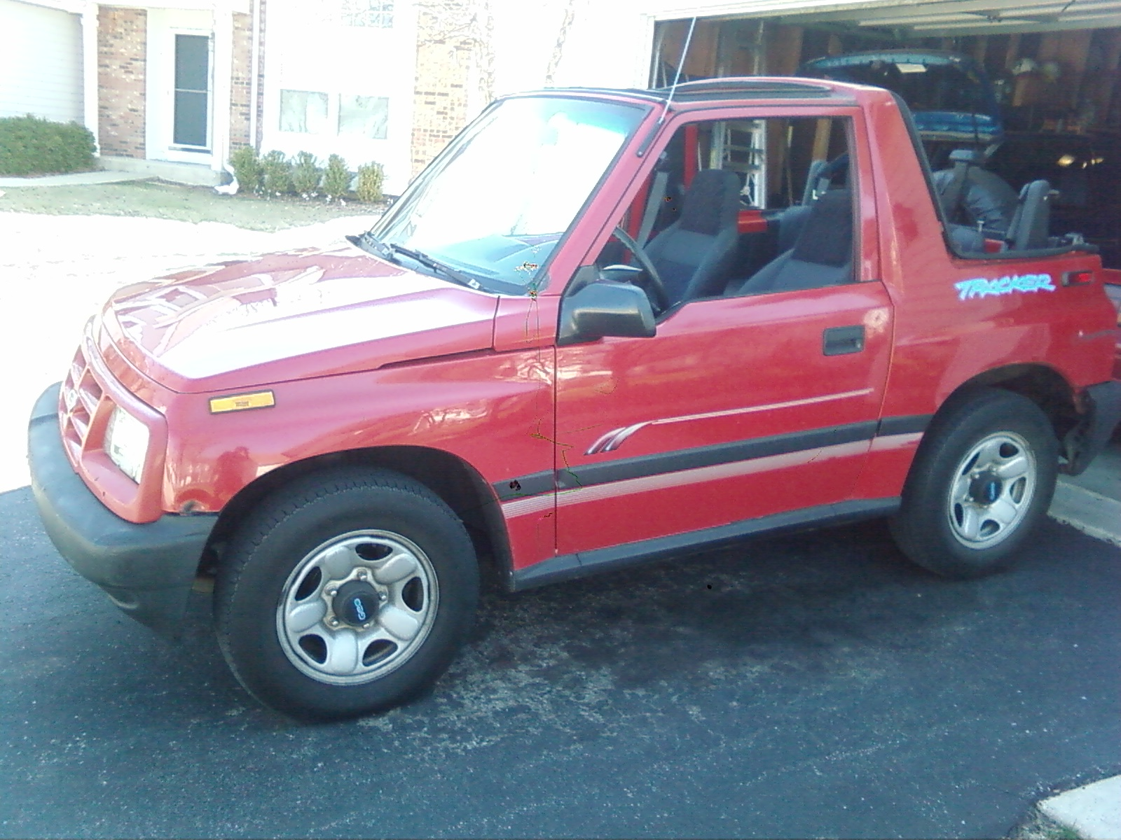 1993 geo tracker information and photos zombiedrive 1993 geo tracker 4 geo tracker 4 sciox Images