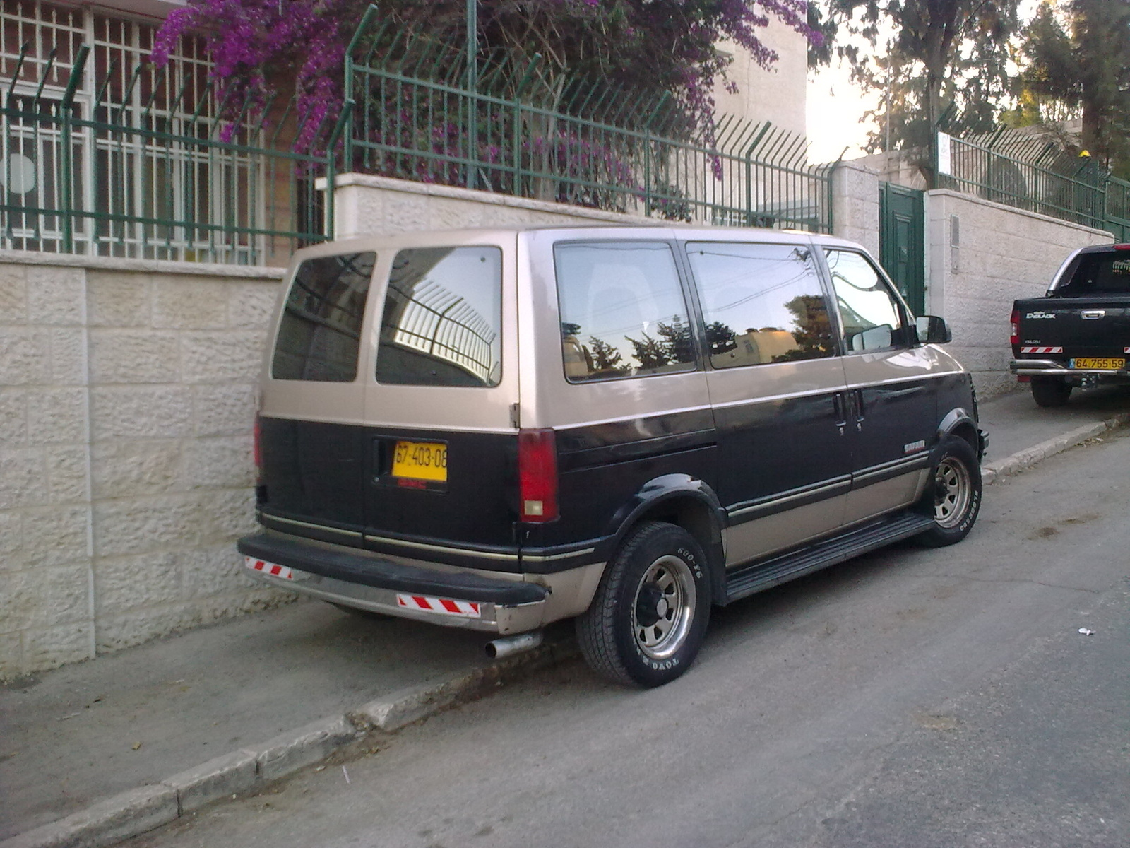GMC Safari Cargo #12