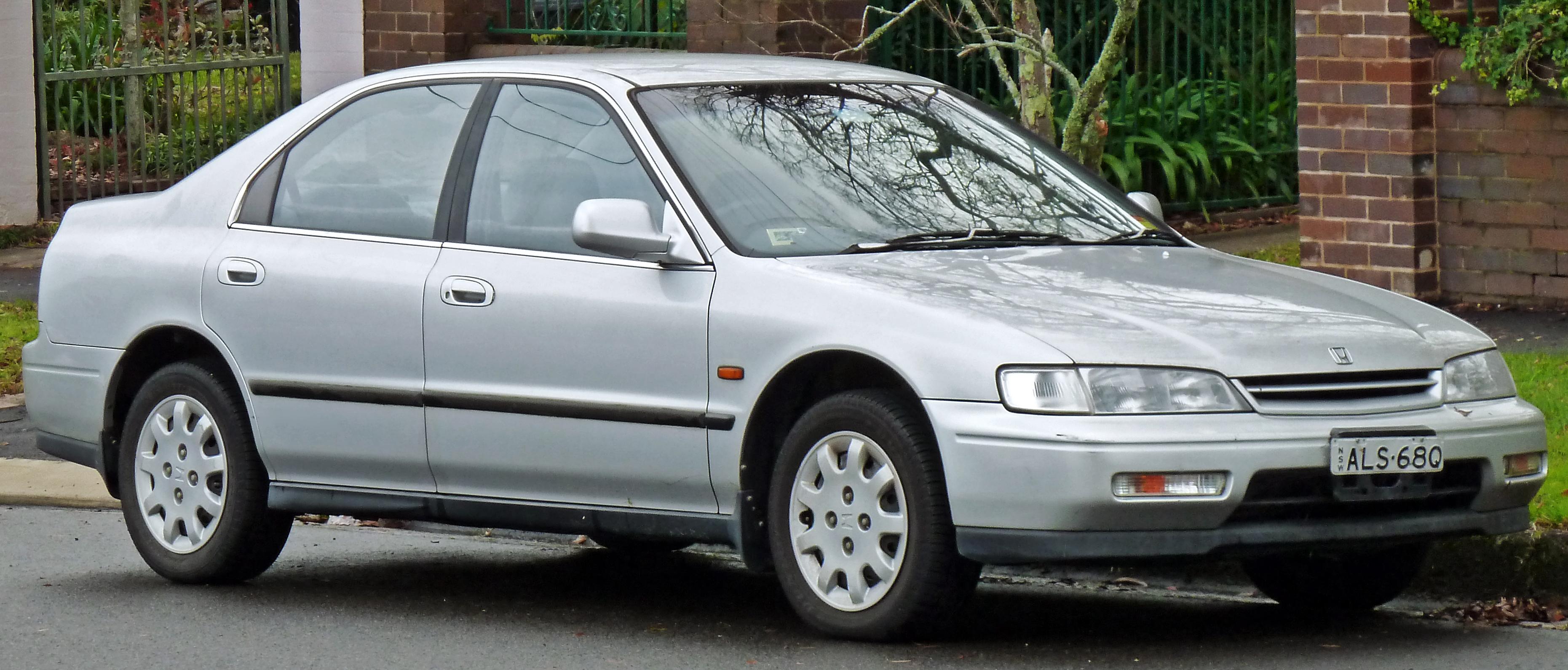 1993 Honda Accord Image 15