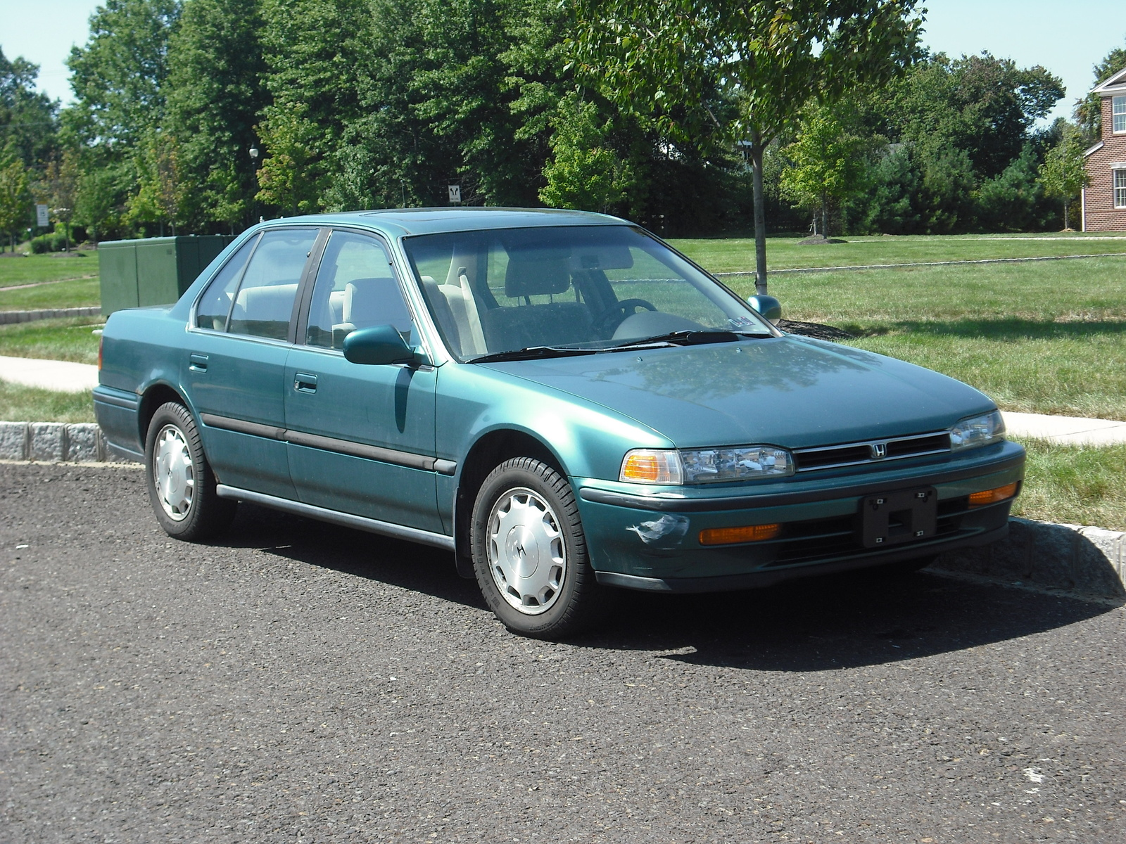 1993 Honda Accord Information And Photos Zombiedrive 1999 4 Door 17