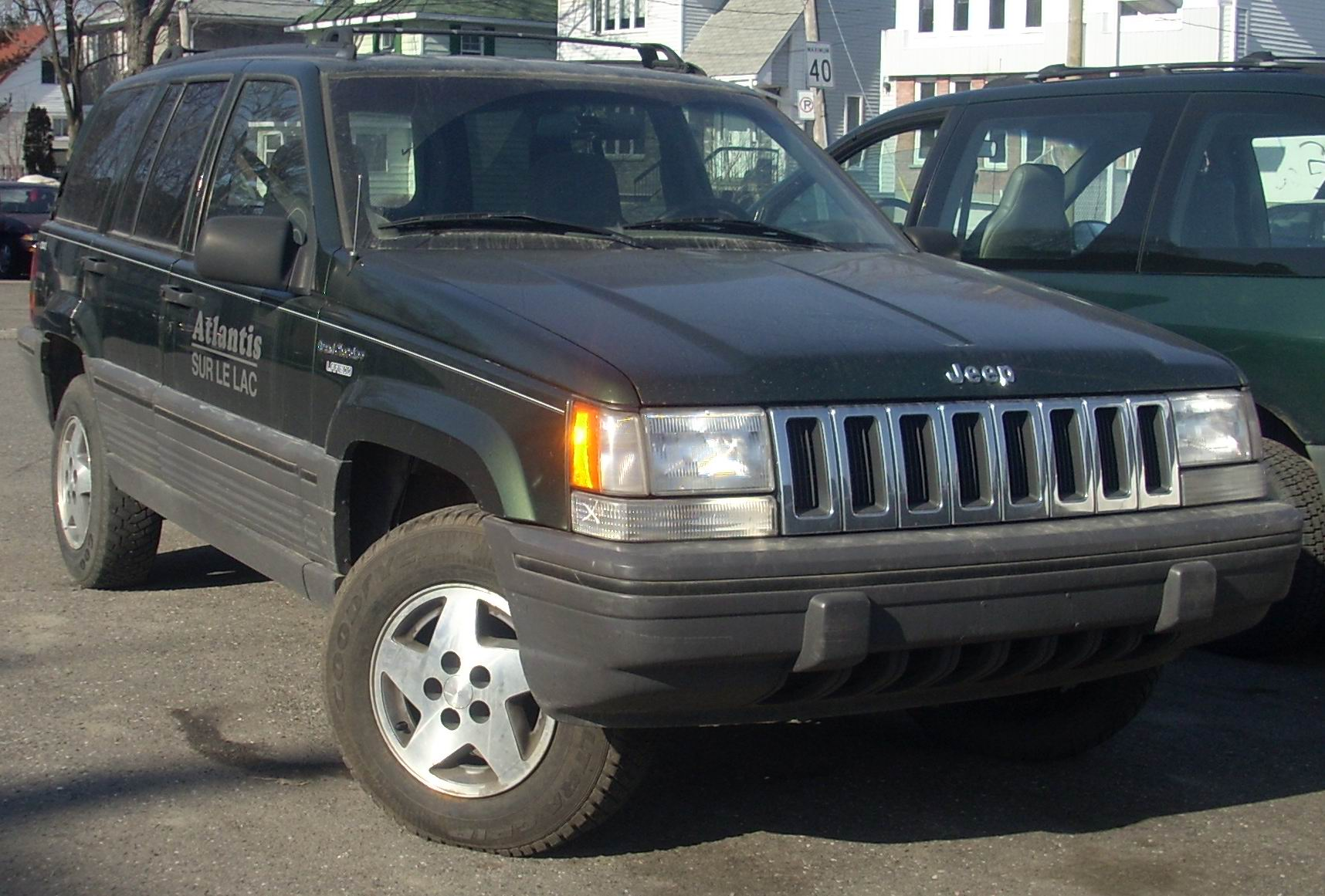 ... Jeep Grand Cherokee #11