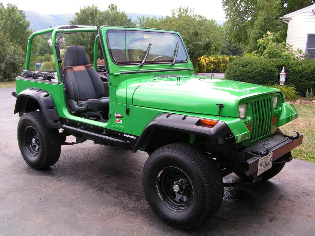 1993 Jeep Wrangler Image 7