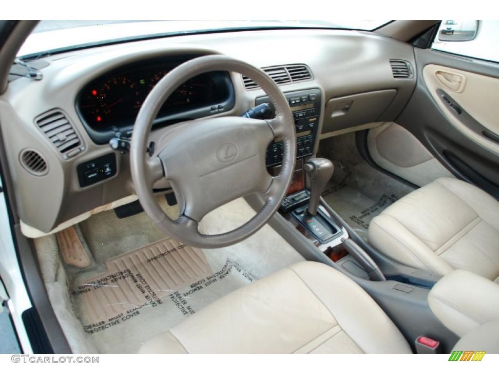 1993 Lexus ES 300 - Information and photos - ZombieDrive