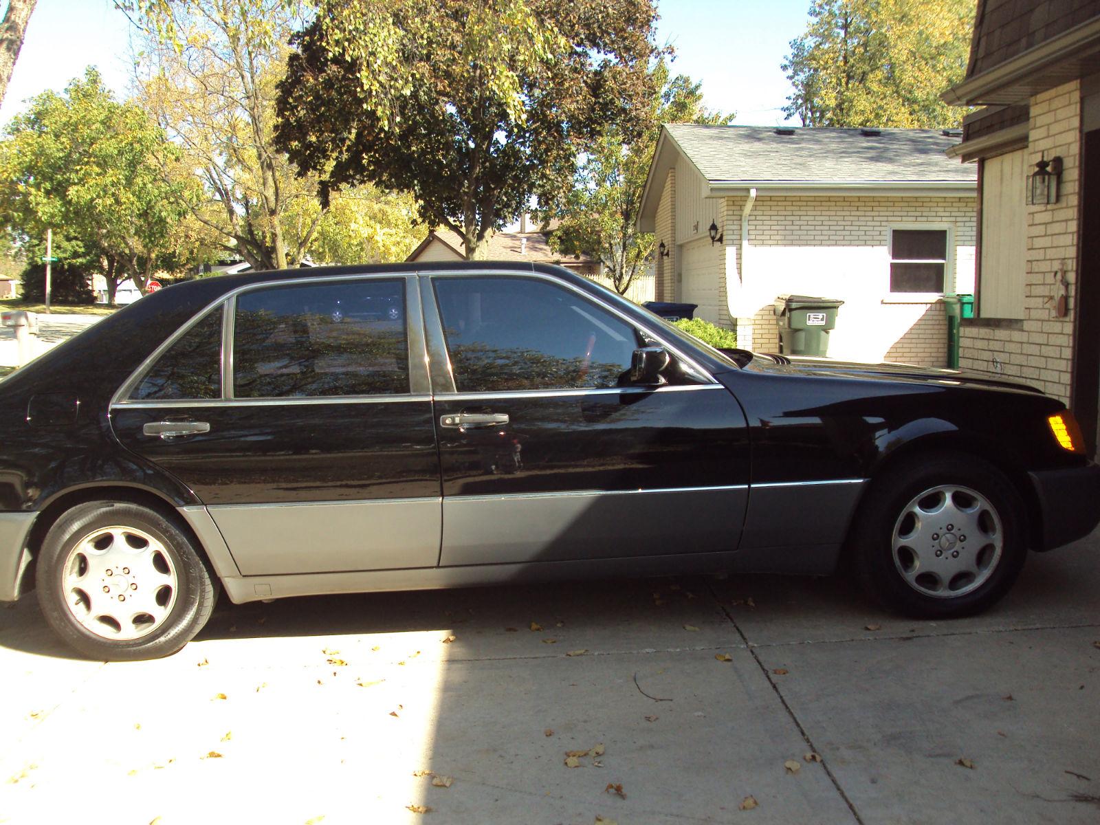 1993 mercedes benz 500 class image 10 for 1993 mercedes benz 500 class