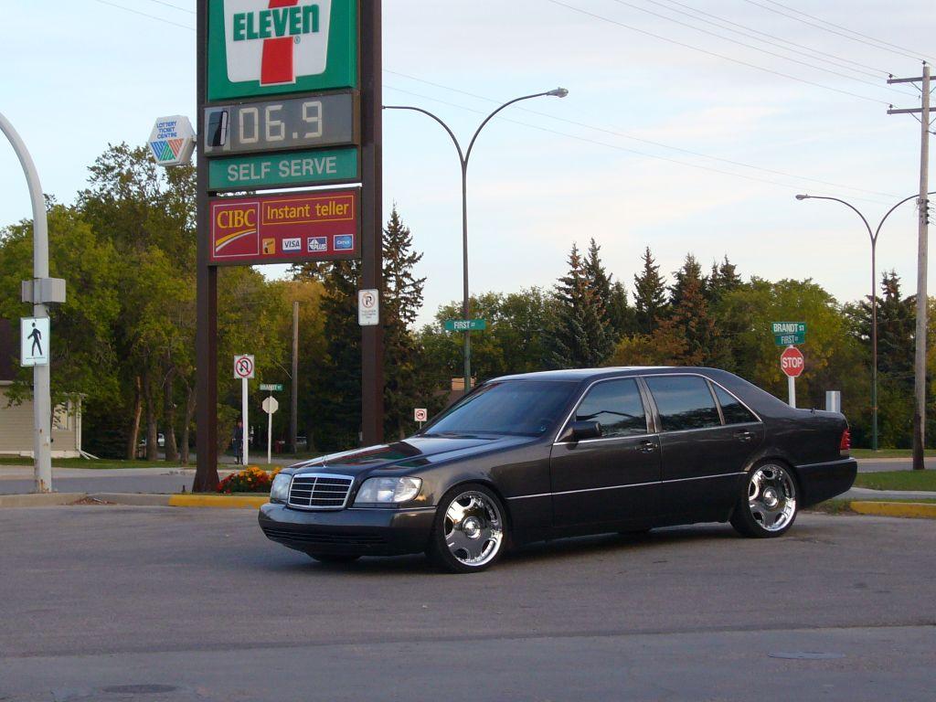 1993 mercedes benz 500 class image 4 for 1993 mercedes benz 500 class