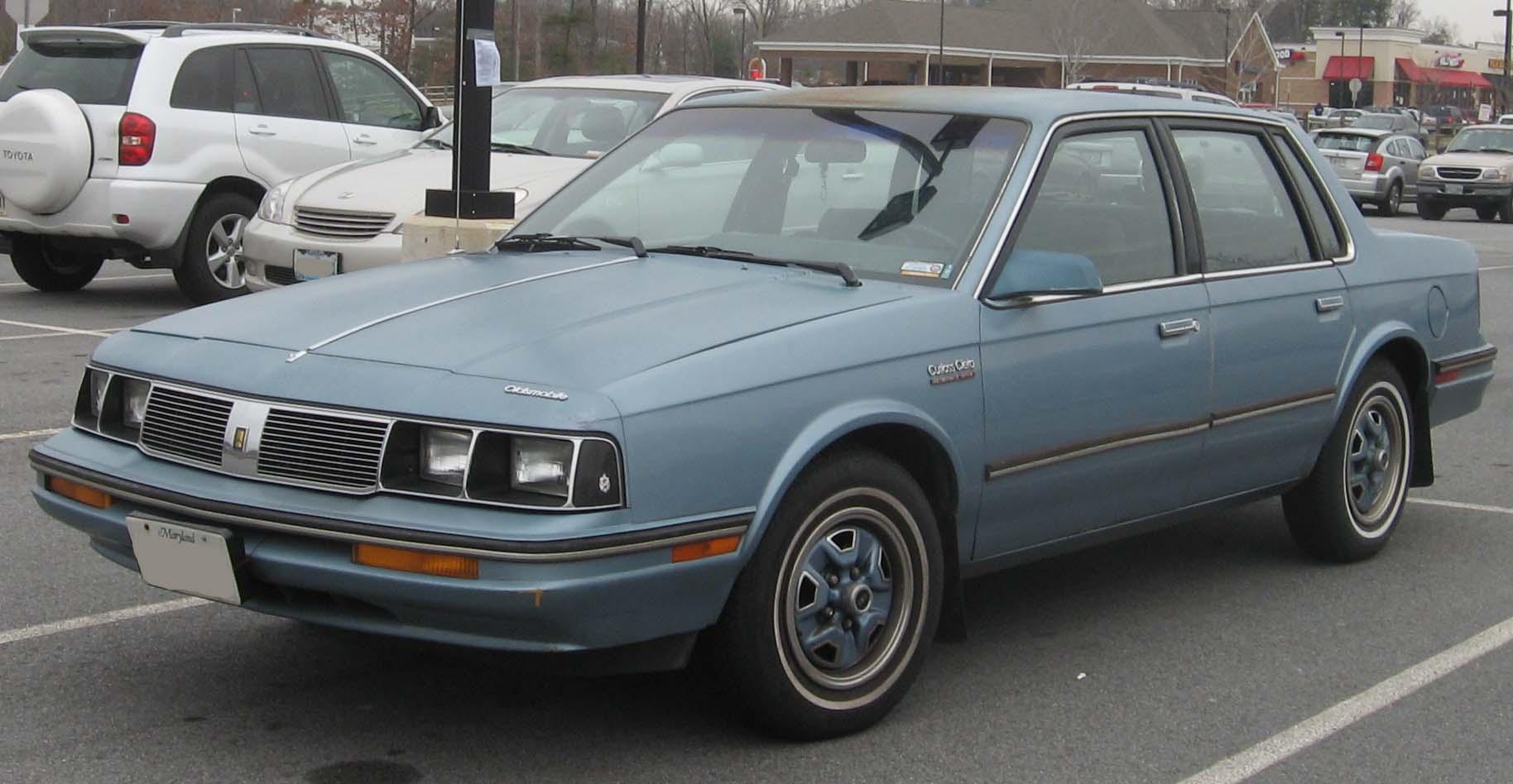 1993 Oldsmobile Cutl Ciera - Information and photos - Neo ... on