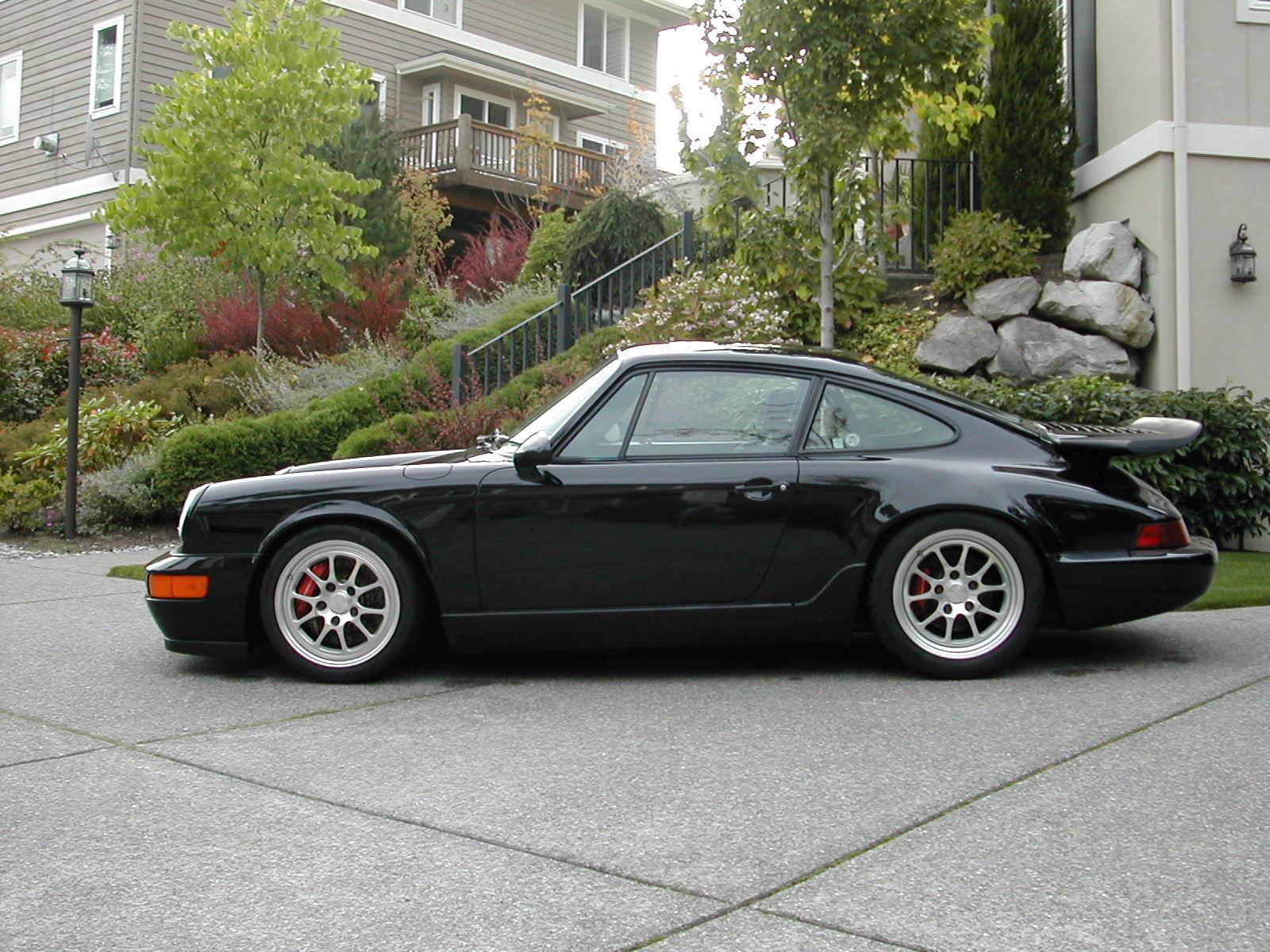 1993 Porsche 911 Information And Photos Zombiedrive