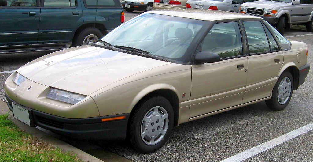 1993 Saturn S Series Information And Photos Zombiedrive