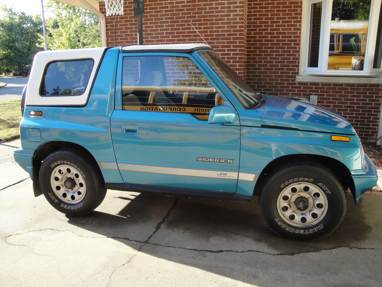 1993 Suzuki Sidekick - Information and photos - ZombieDrive