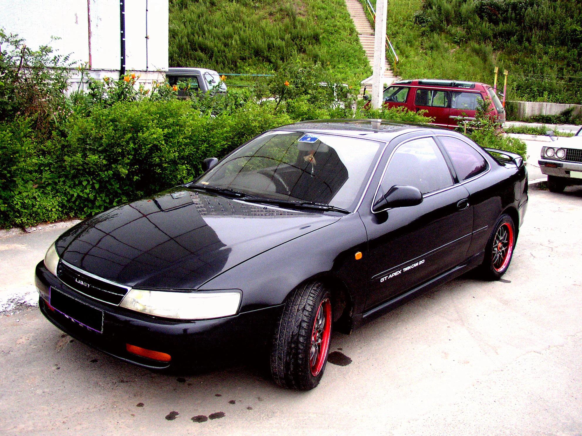 1993 Toyota Corolla Image 5 Wiring Diagram